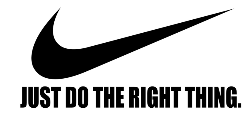 inspect nikes supplier factories we will have no way of knowing whether our schools college logoed apparel is being made under sweatshop conditions