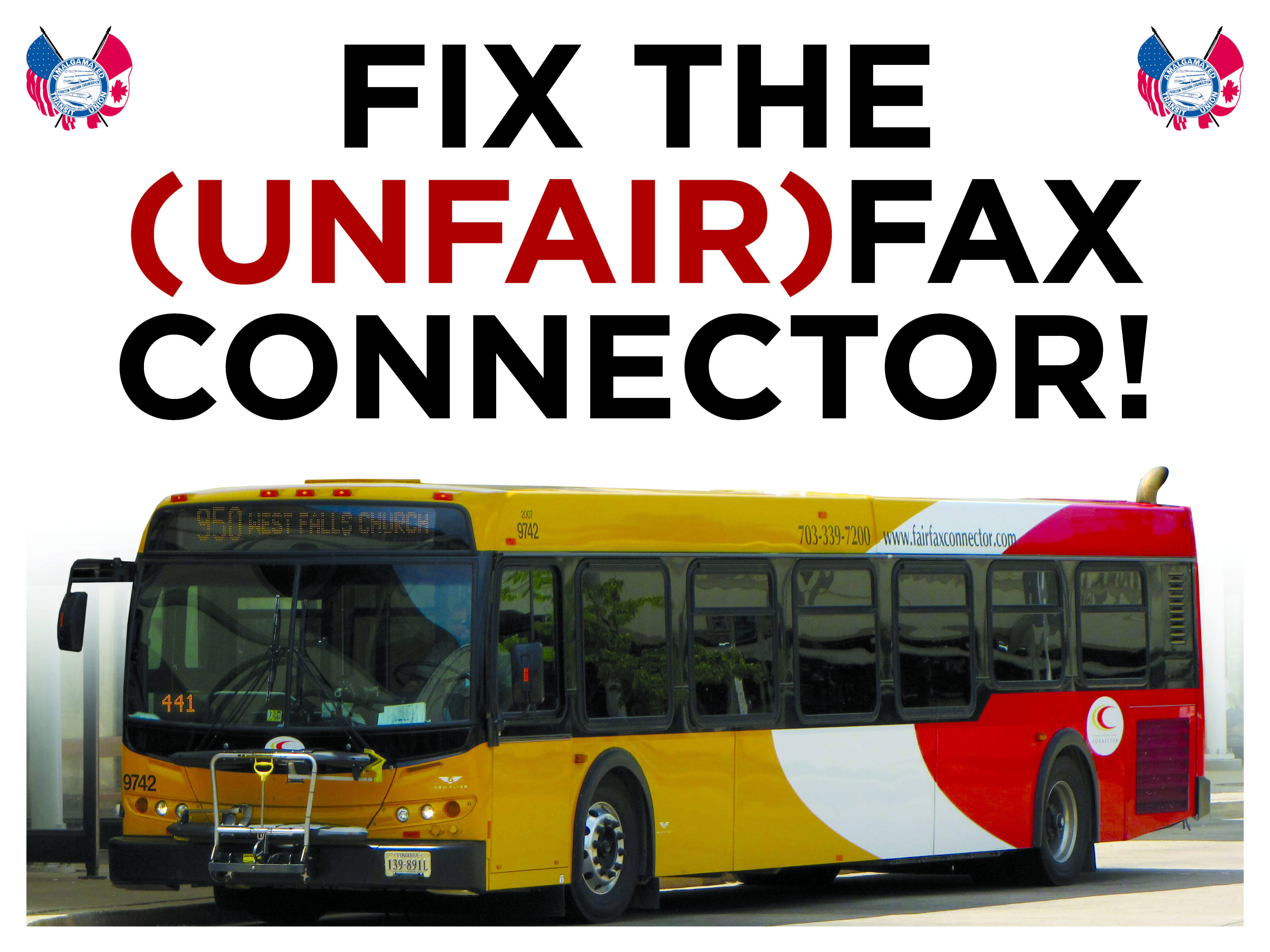 fix the (unfair)fax connector