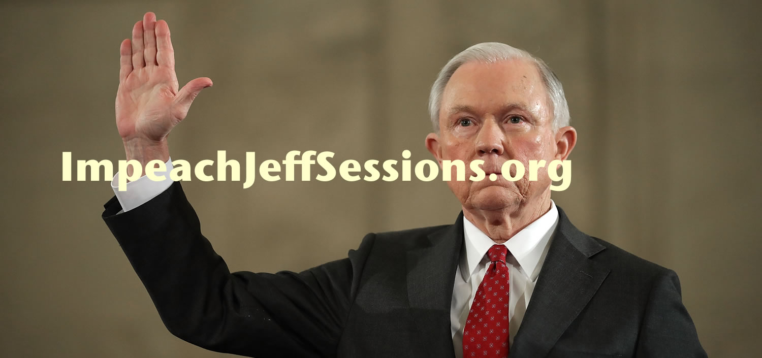 Impeachjeffsessions