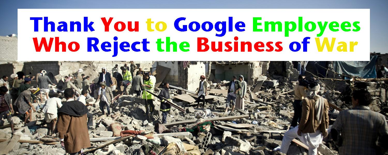 Googlethankyou