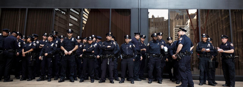 Policewallst