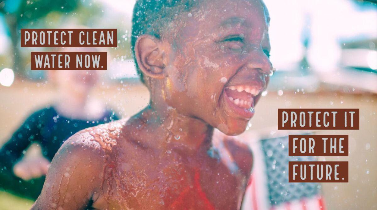 Stop Trump's Dirty Water Rule!