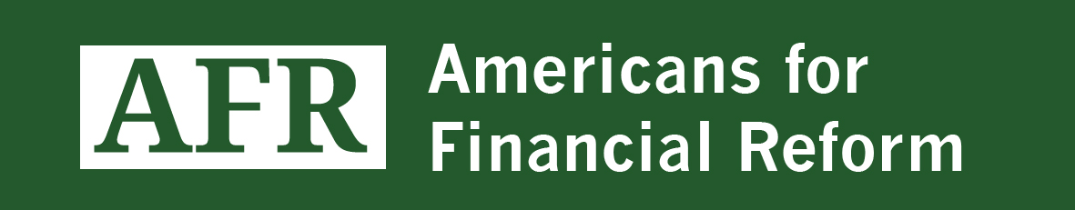 Americans for Financial Reform - Advocacy Fund