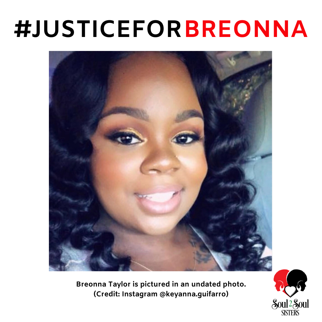 Justice For Breonna Taylor Now