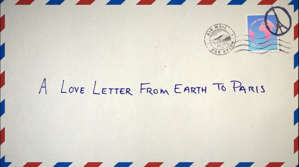letter from earth letter from earth