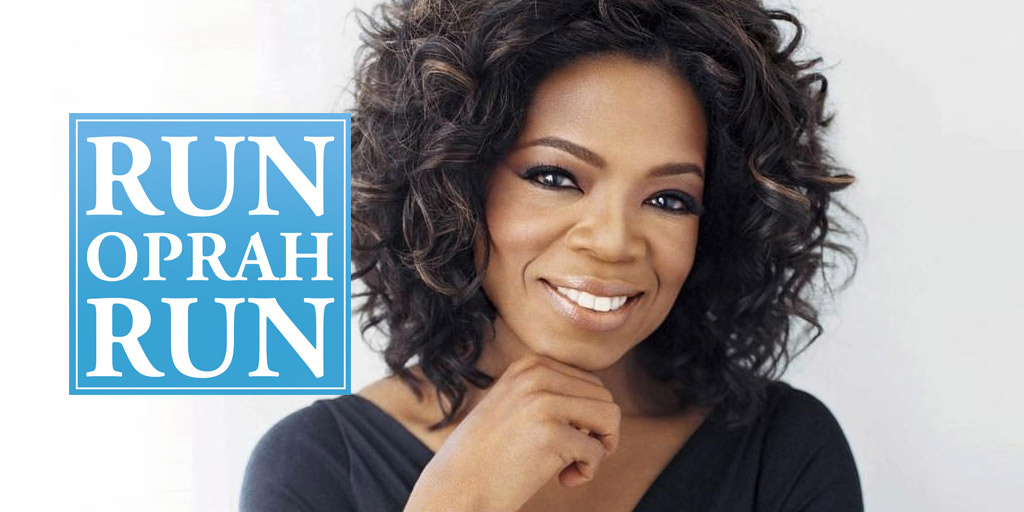 why oprah winfrey is important