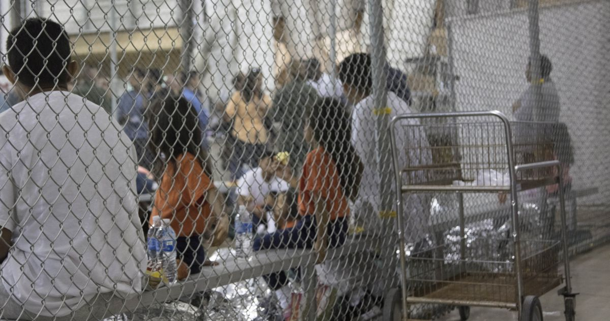 Image result for kids in cages