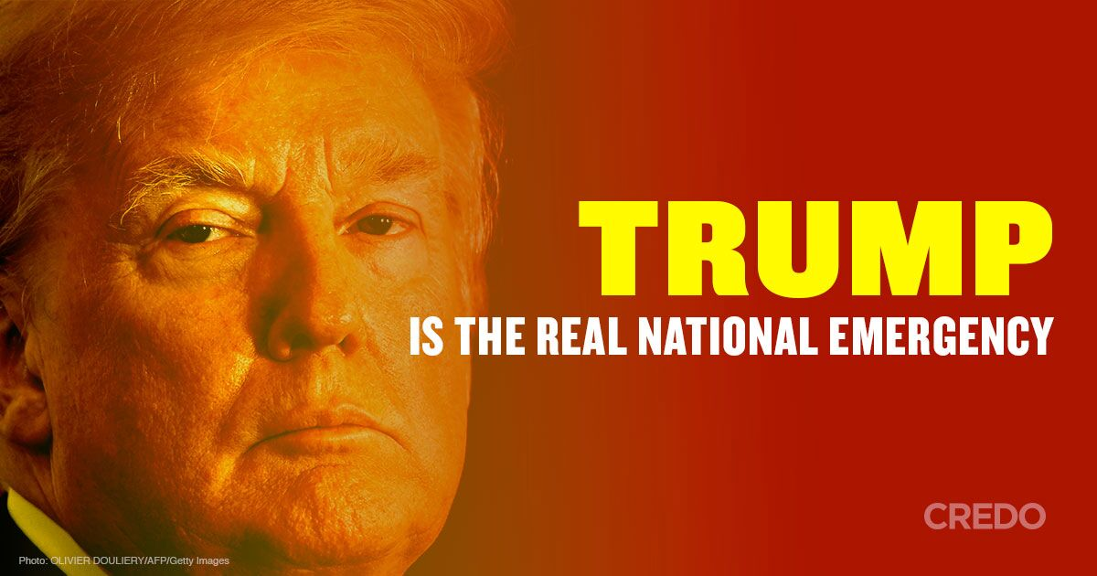 Sign the petition: Congress must revoke Trump's national emergency declaration