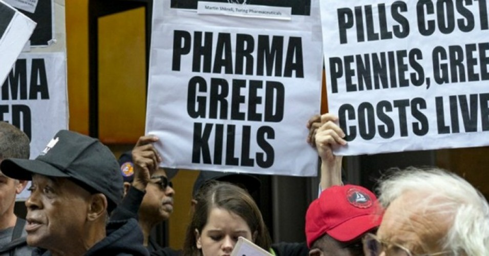 actionnetwork.org - Tell the FTC: Oppose the latest Pharma Merger