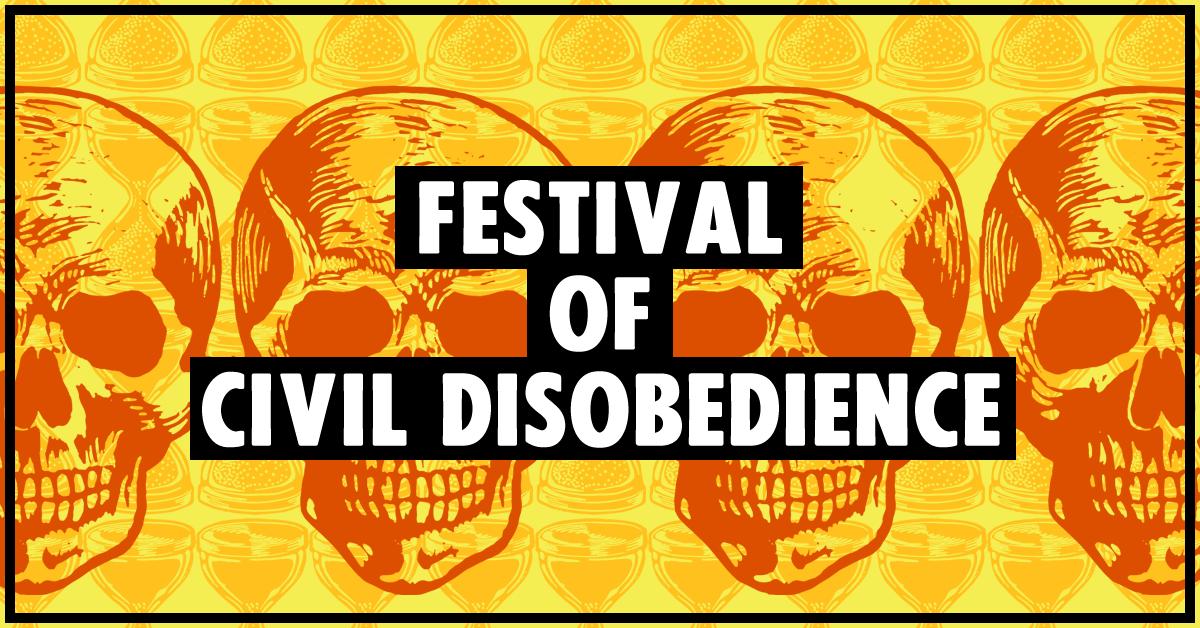 Festival-civil-disobedience