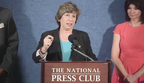 Weingarten at the Press Club