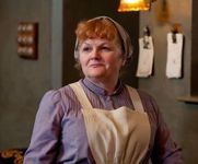 Tea with Lesley Nicol (Mrs. Patmore) of Dowton Abbey