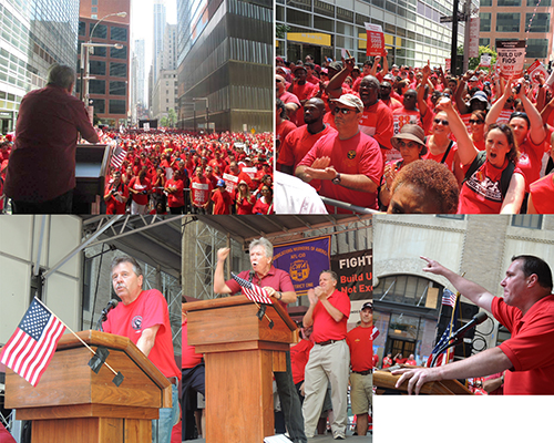 Verizon Rally