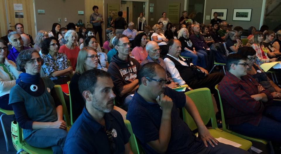 Our Union's FLEX meeting was packed!