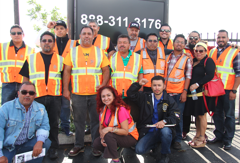 Teamsters Local 952 -