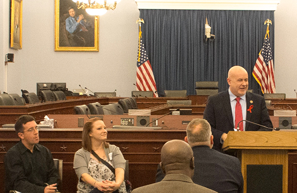 At Capitol Hill Briefing, T-Mobile Worker Highlights Culture