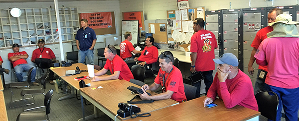 Bargaining Update Communications Workers Of America