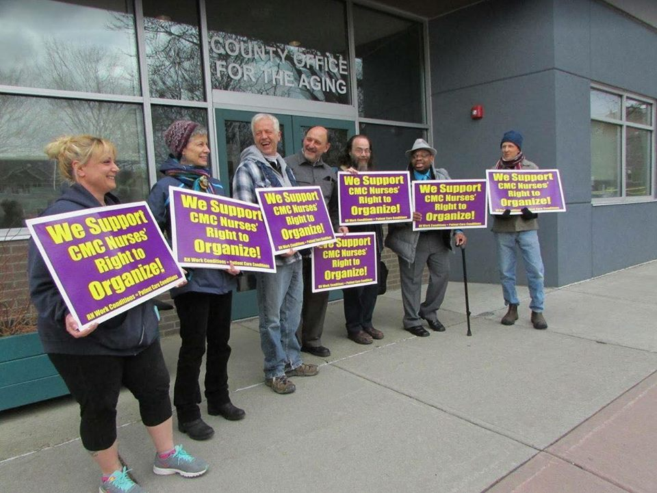NLRB Rules in Favor of Registered Nurses at Cayuga Medical Center; TCWC Calls on Cayuga Medical Center to Abide by Free and Fair Union Election Principles