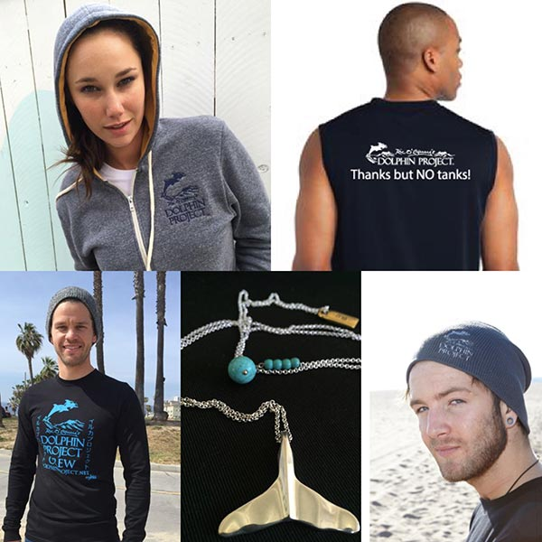 Dolphin Project Shop