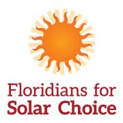 Floridians for Solar Choice Logo