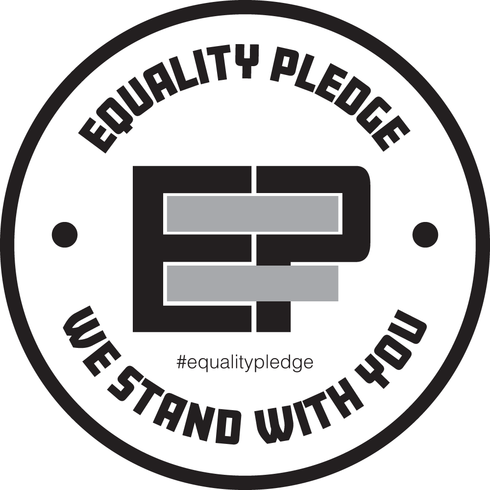 Equality Pledge Badge