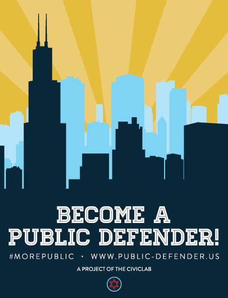 Public Defender poster