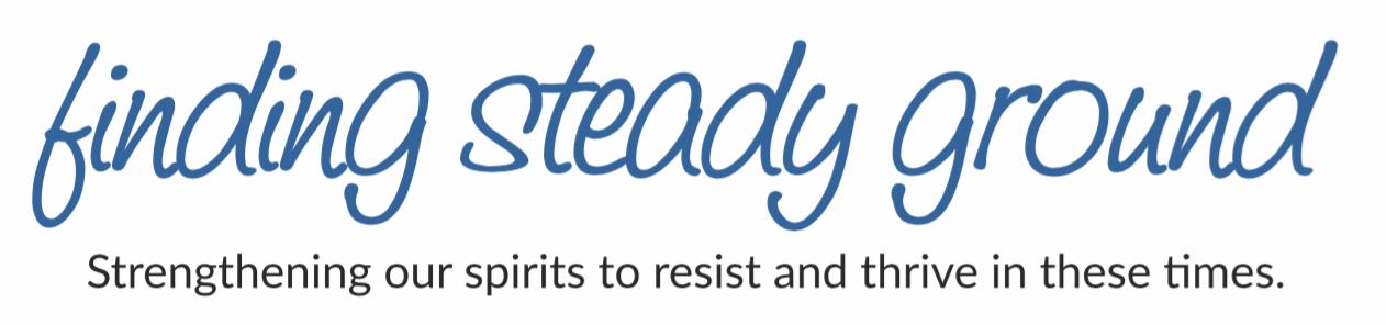 [Finding Steady Ground logo]