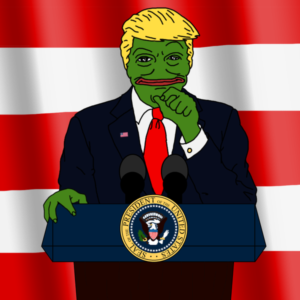 Infamous Rare Pepe