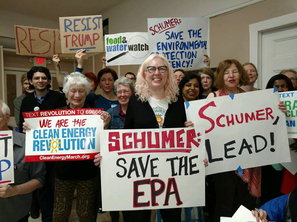 Rally to Save the EPA!