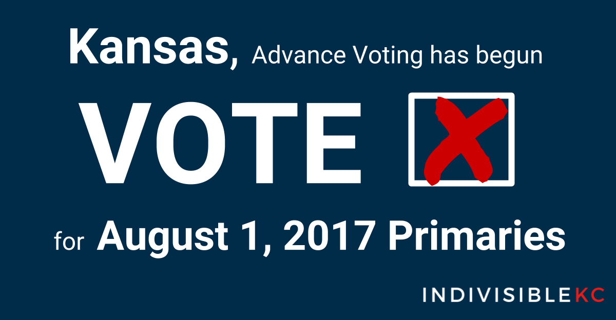 2017 Primary Election Recommendations