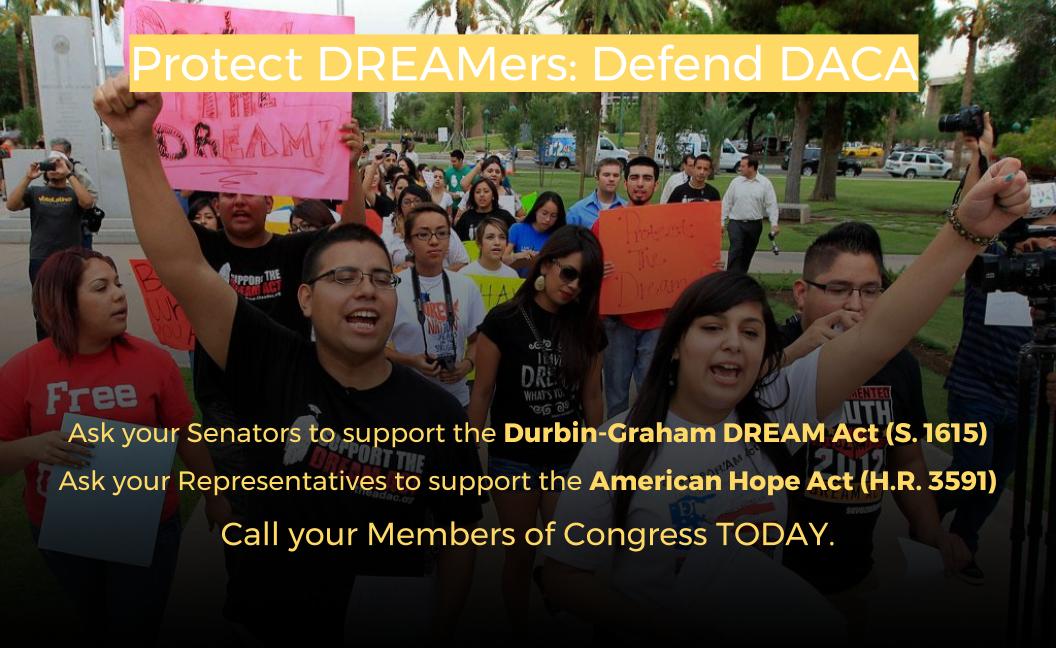 CTA: Defend DACA