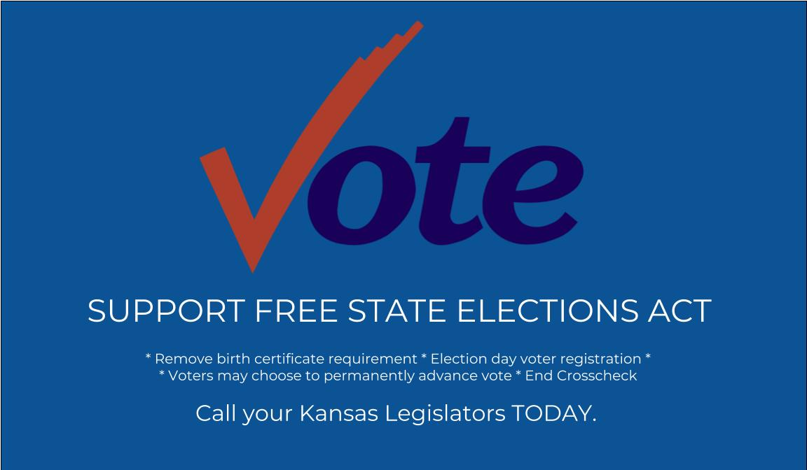 Support Free State Elections Act