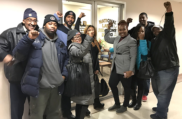 Parking Production Assistants PPAs In New York City Voted Unanimously To Join CWA Local 1101