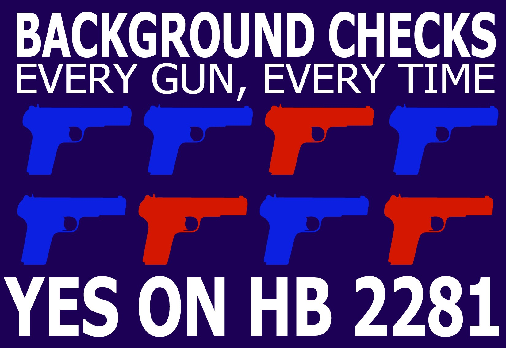 Yes on HB 2281