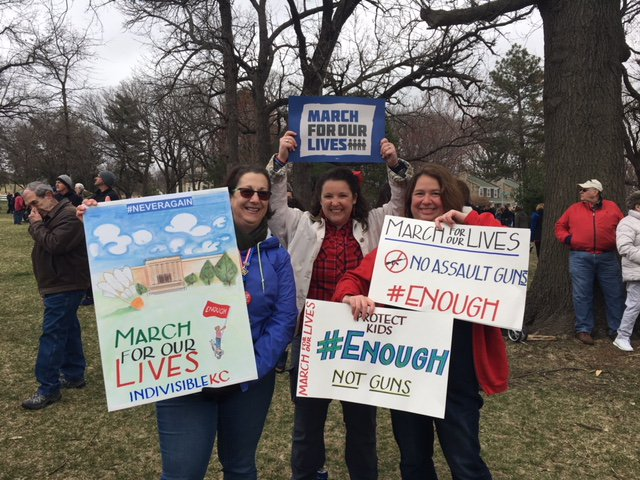 March for our Lives KC