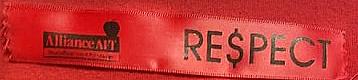 Respect Ribbon