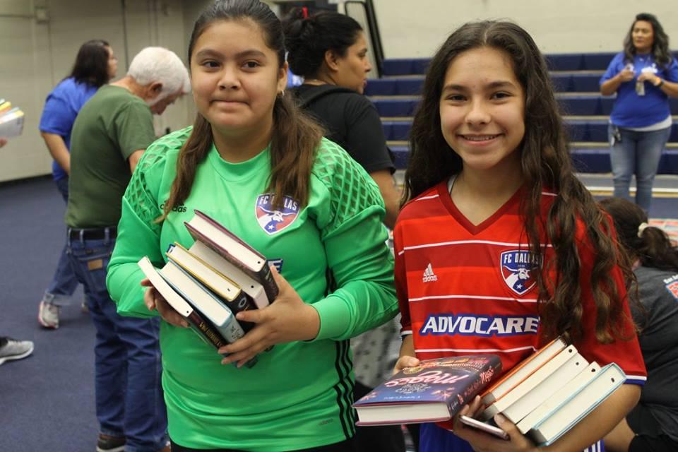First Book kids