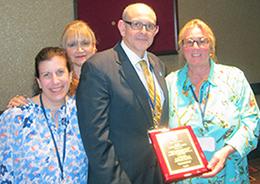WPUNJ award
