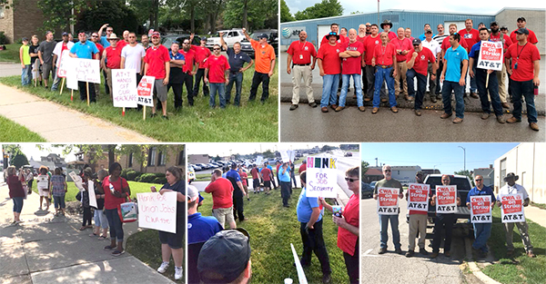 May 31, 2018 - GDIT Workers Win Settlement | Communications Workers