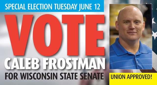 Frostman Vote Pic