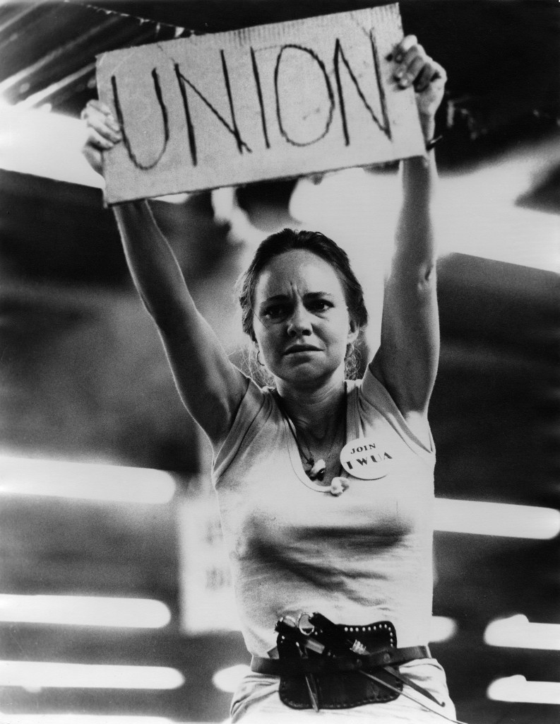 norma rae labor unions and the power Director: martin ritt starring: sally field, beau bridges, j don ferguson and others.