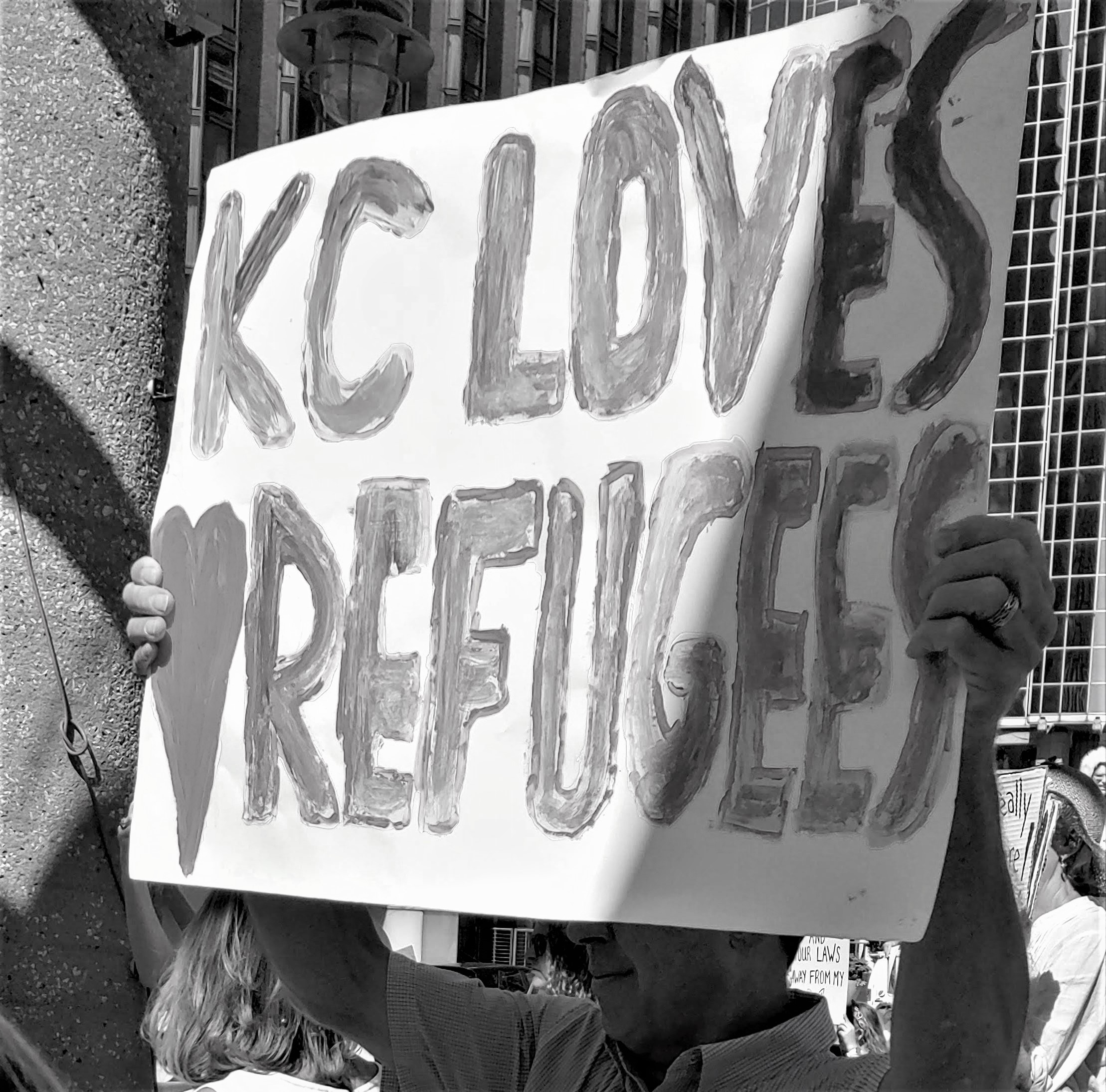 KC Loves Refugees