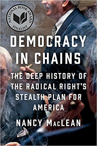 Democracy in chains book cover