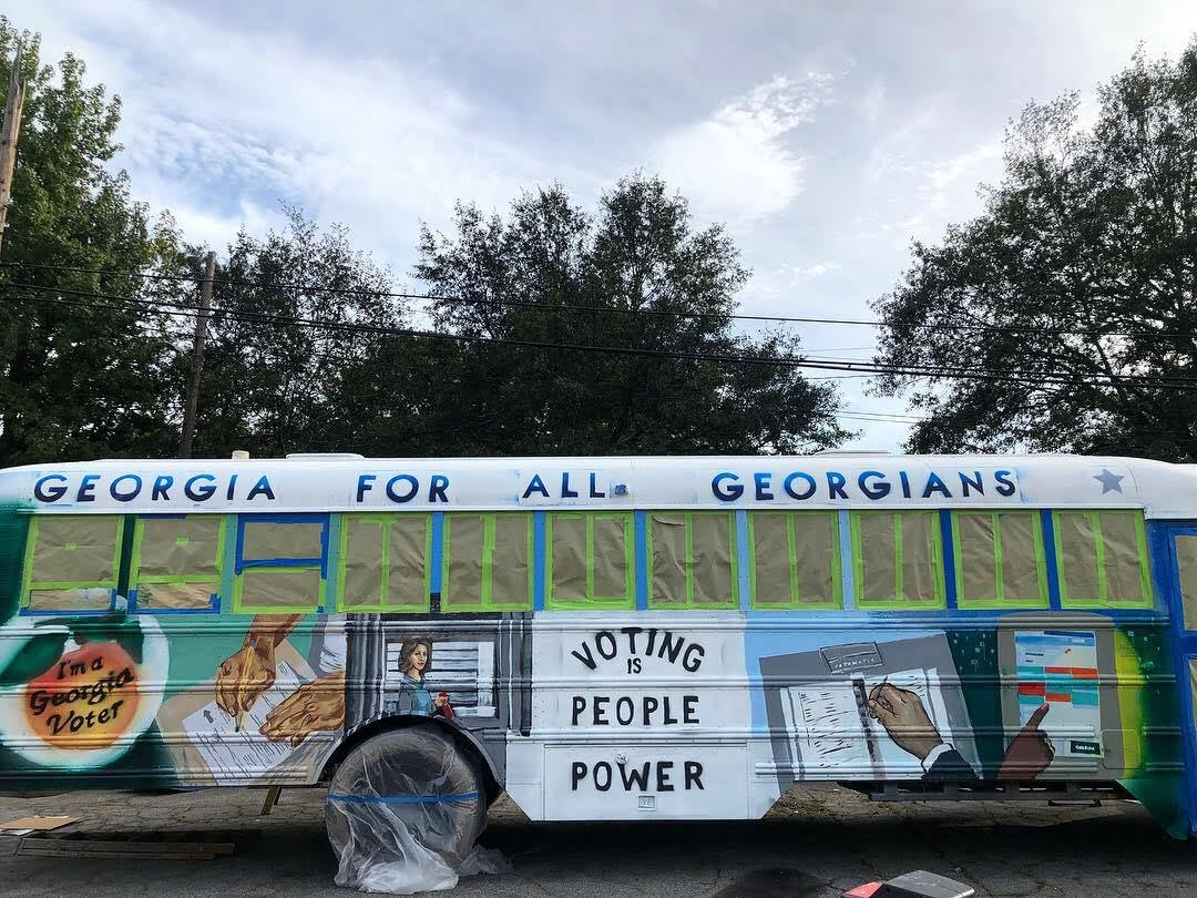 NGPAF southwest GA relief fund