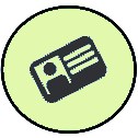 CONNECT card icon