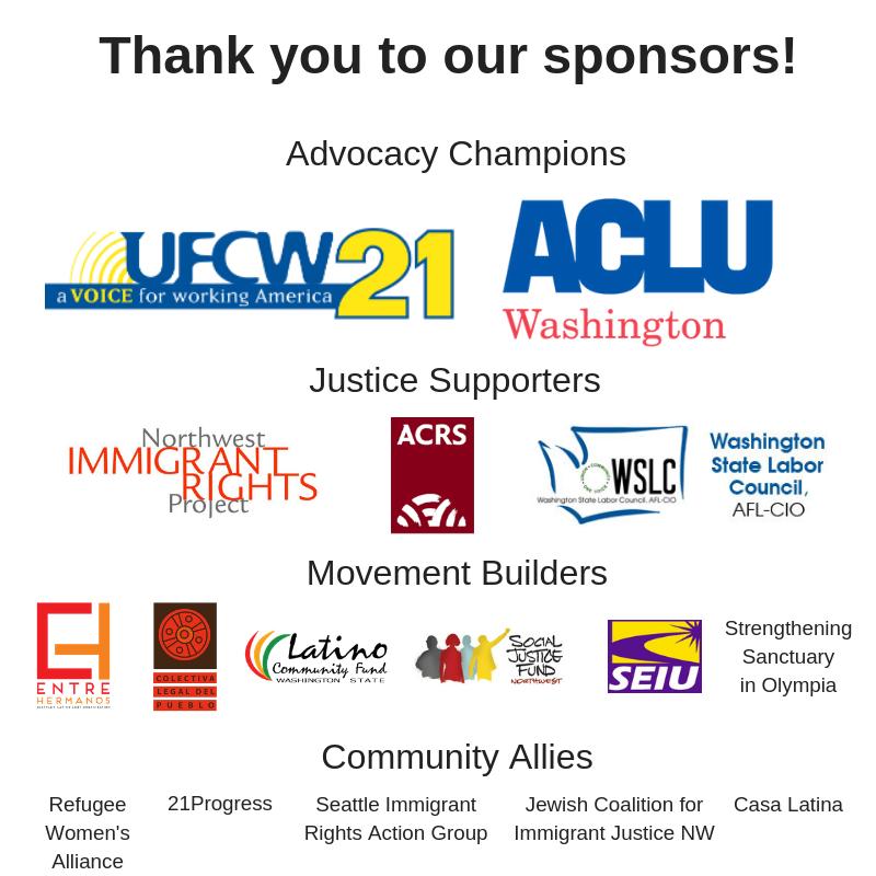 WAISN 2019 Lobby Day Sponsors