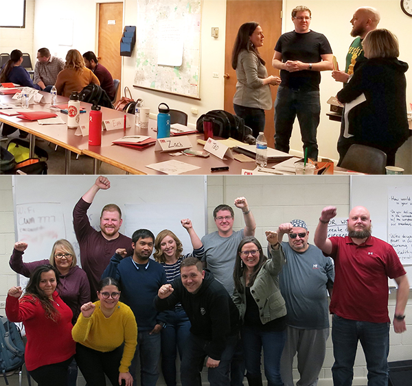 A New CWA Steward Training is in the Works! | Communications