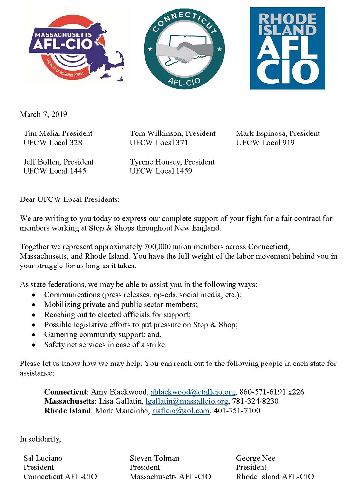 riaflcio | Rhode Island AFL-CIO | Page 4