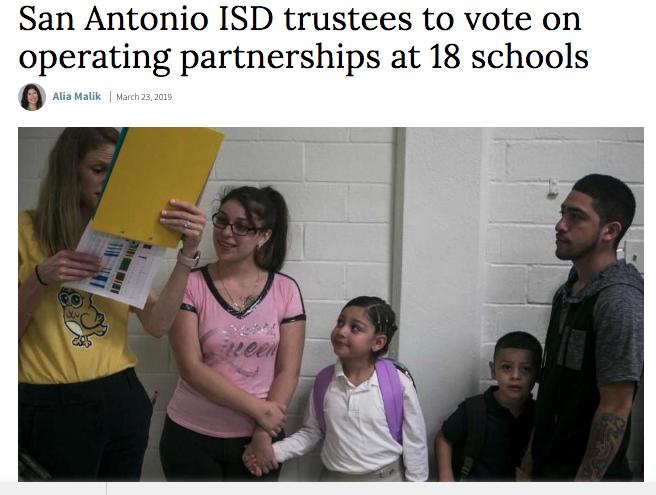 San Antonio ISD schools