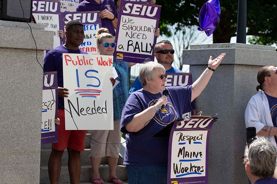 MSEA-SEIU Reaches Tentative Agreement, Offshore Wind & More